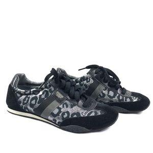 Coach | Kinsley Leopard Print Sneakers